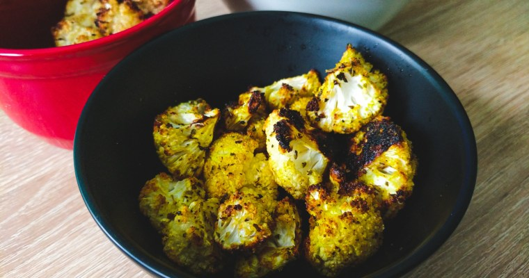 Roasted Cauliflower-3 Ways