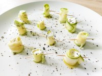 Zucchini Roll Up