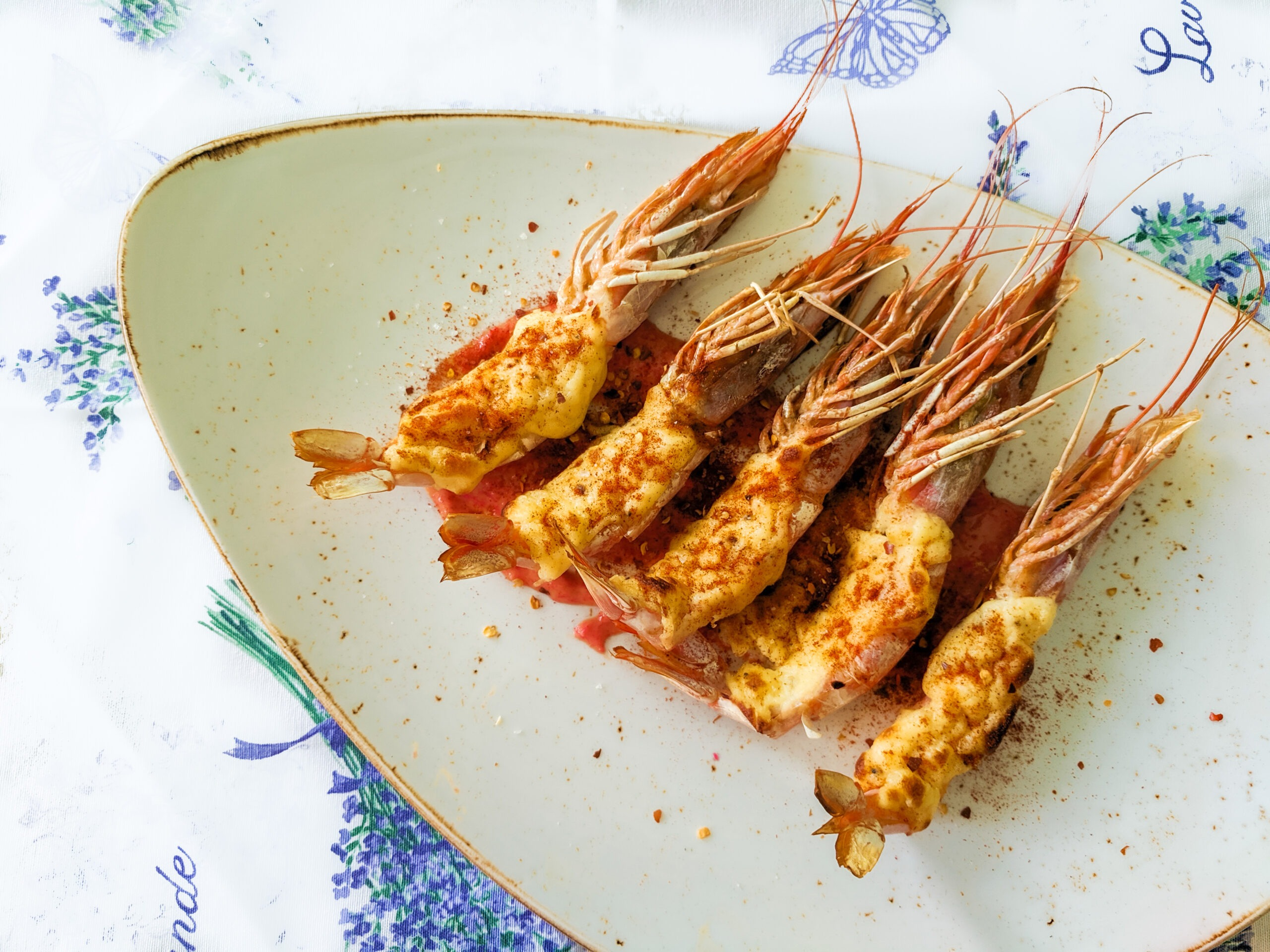 Prawns Thermidor Like Lobster Thermidor But Cheaper