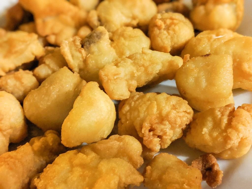 GRANADA'S BEST TAPAS: Dogfish Bites Tapa from La Blanca Paloma