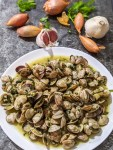 spanish clams