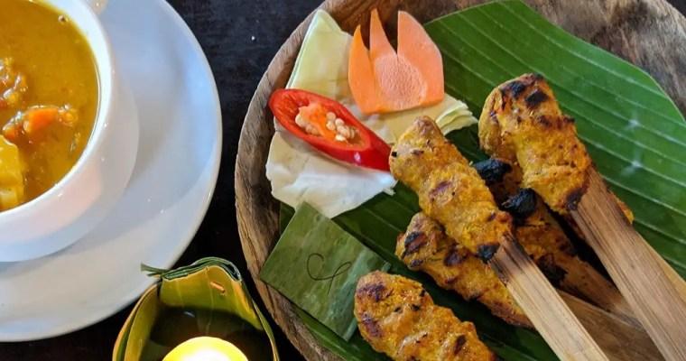 Bali Sate Lilit (Satay)