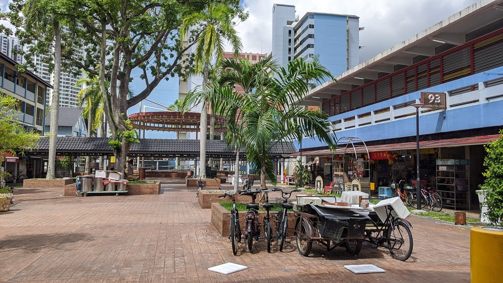 Singapore Toa Payoh Hawker Center