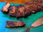 Honey Sumac Glazed Ribs