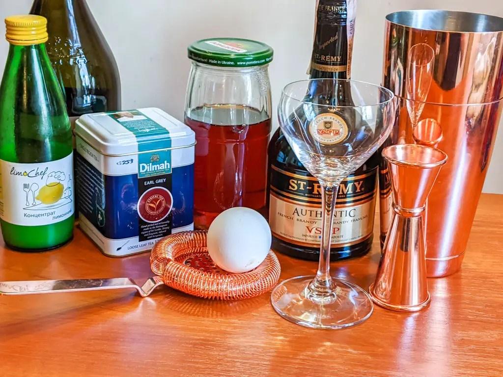 treaty of paris cocktail ingredients