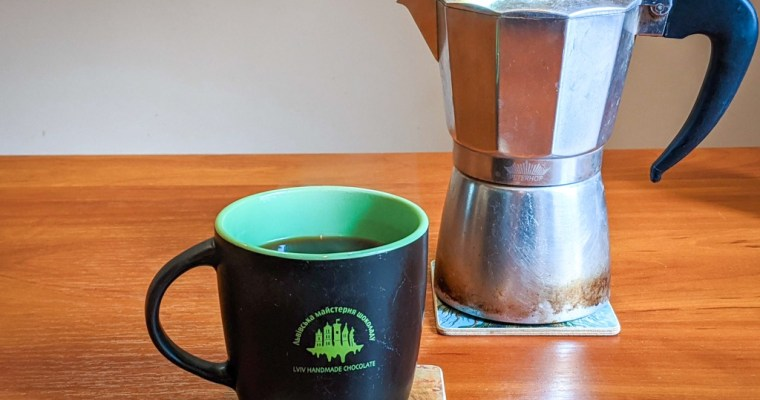 In Defense Of The Moka Pot