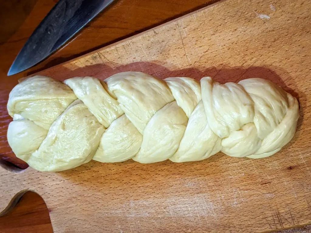 Challah braid