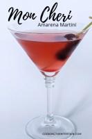 mon cheri amarena martini