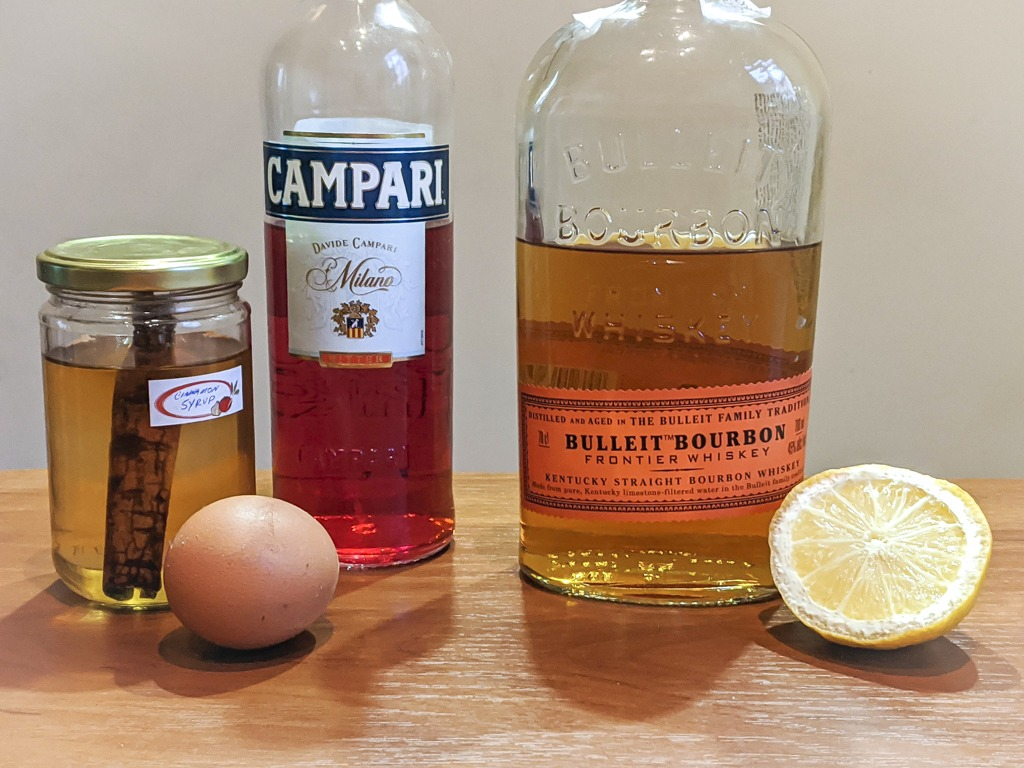 monte cassino cocktail ingredients