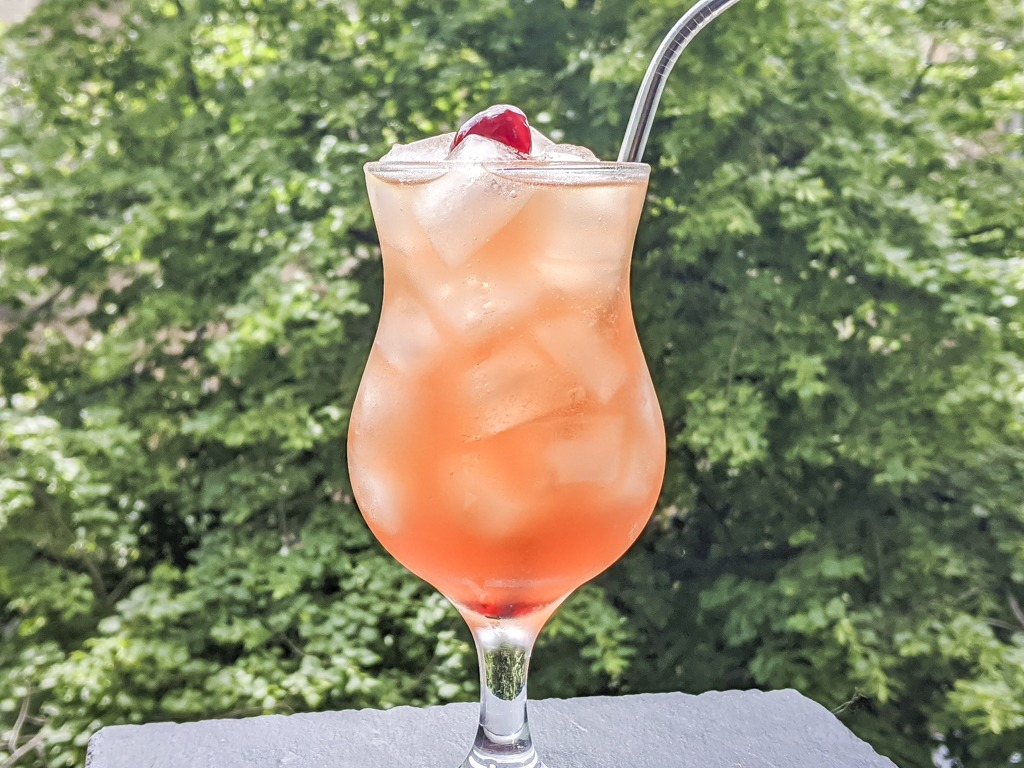 hurricane cody cocktail