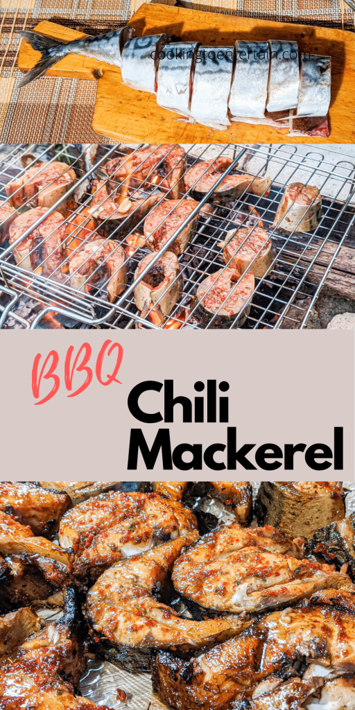 BBQ Chili Mackerel pin