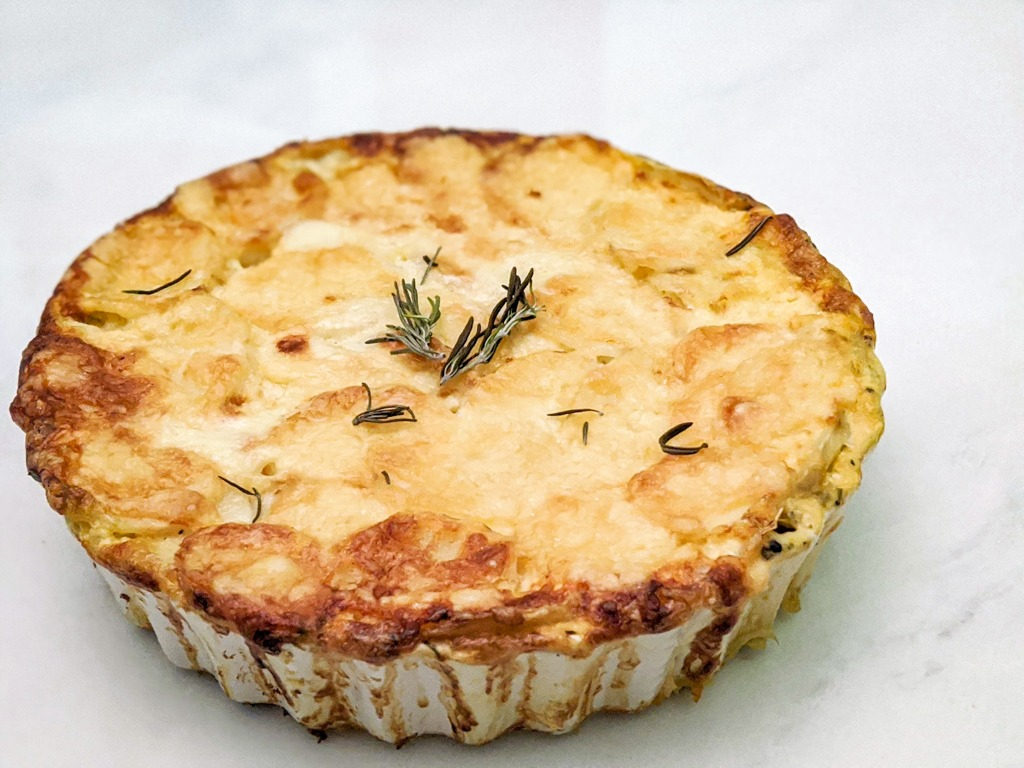 The Most Decadent Gratin Dauphinois