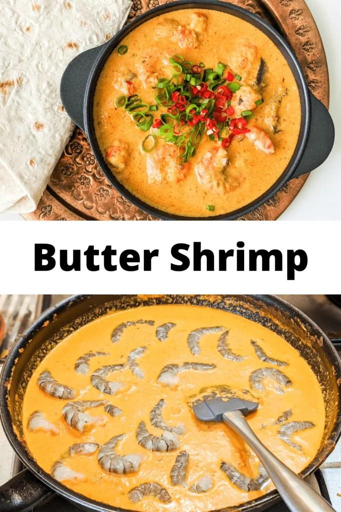 butter shrimp pin