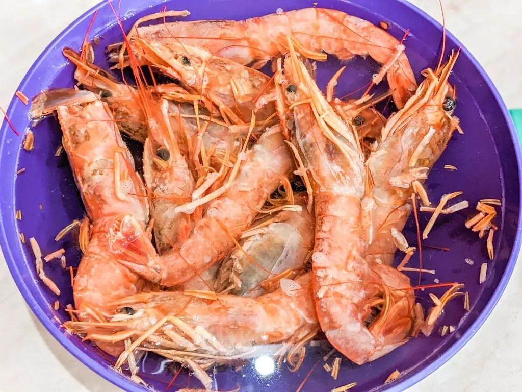 Argentinean Red Shrimp