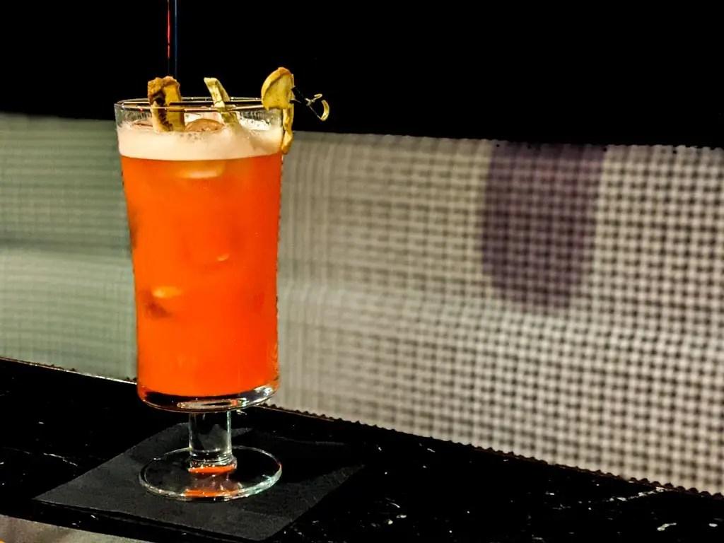Bahama Mama Cocktail