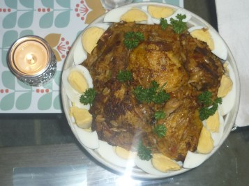 Al Kabsa - Saudi Arabia - by cookingtrips.wordpress.com