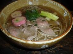 Ramen with Hida beef, Takayama