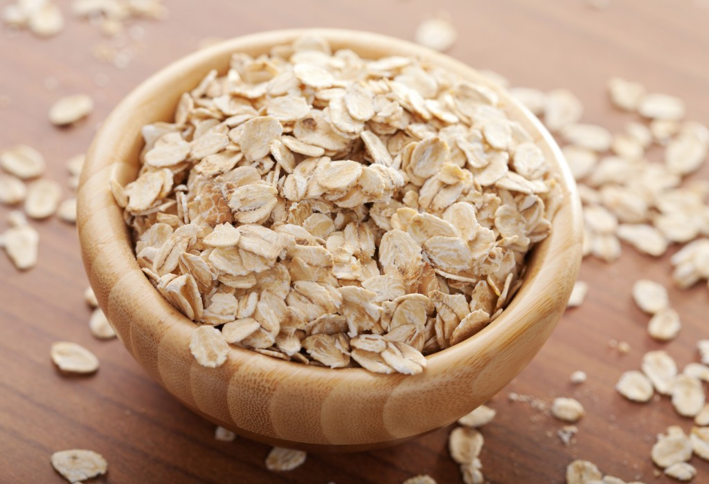 what oatmeal does for your health