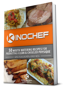 Kino Chef the Kinobody Cookbook