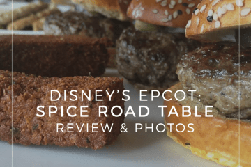 epcot spice road table review