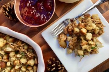 Thanksgiving Dinner Casserole