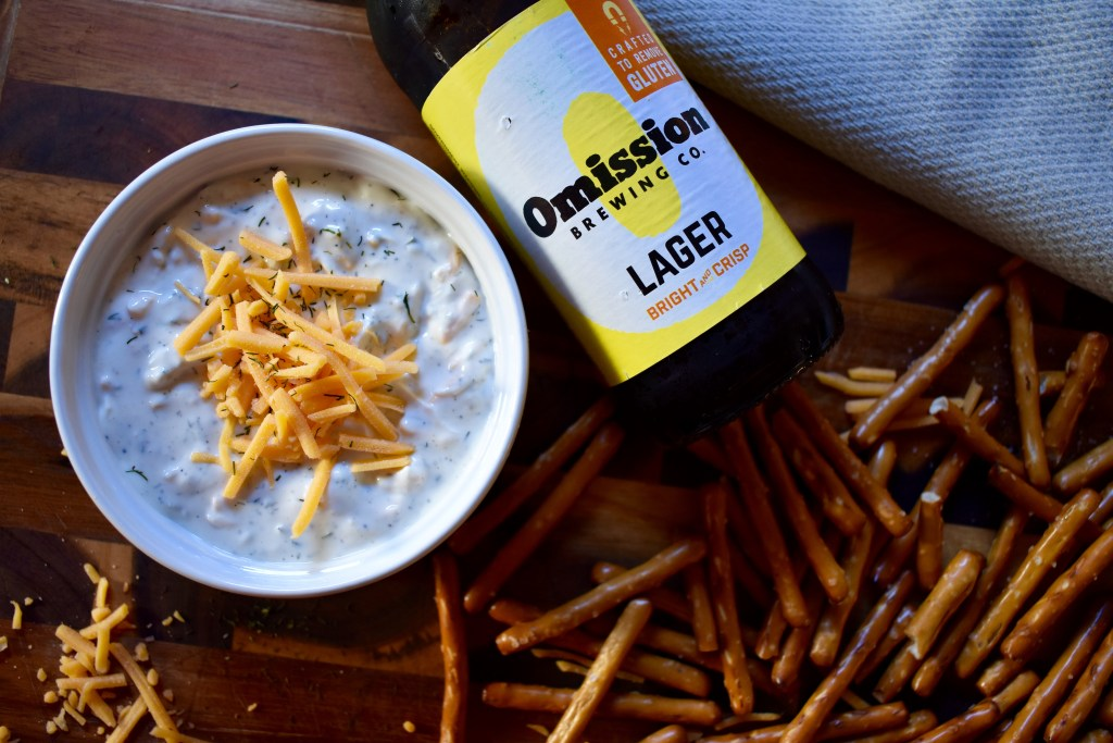 Gluten Free Beer Cheese Dip