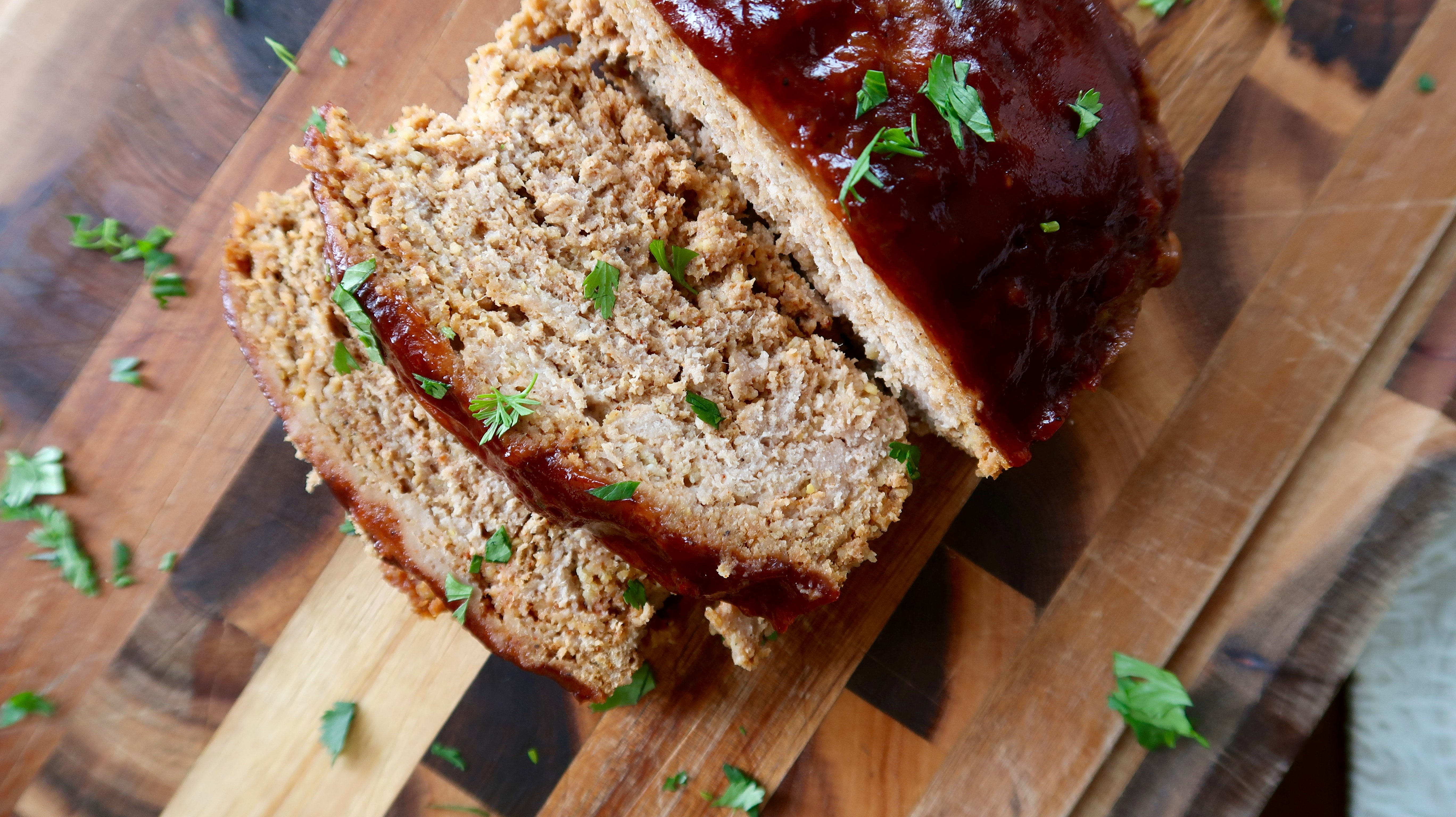 BBQ Chicken Meatloaf
