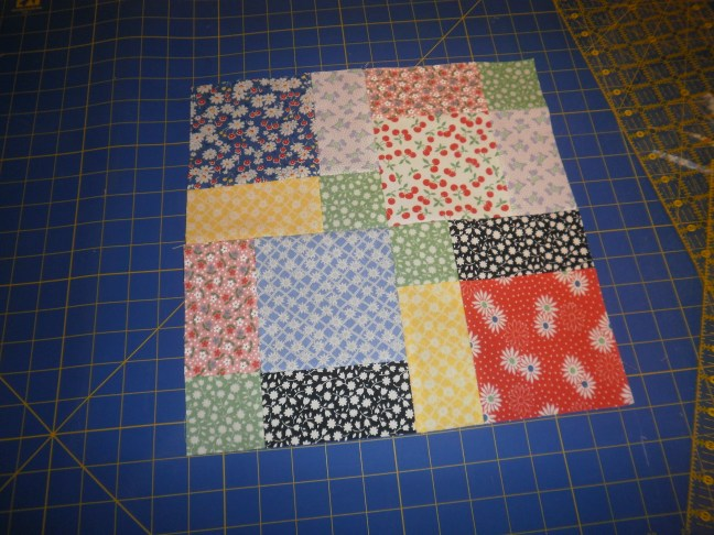 Nine Patch Block