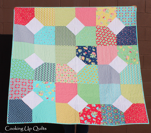Layers of Charm Quilt Pattern