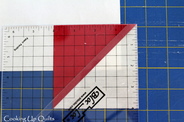 Bloc-Loc ruler Perfectly Trimmed HST