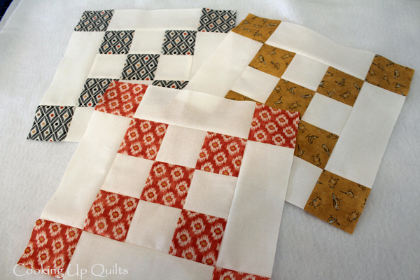 Checkerboard Blocks