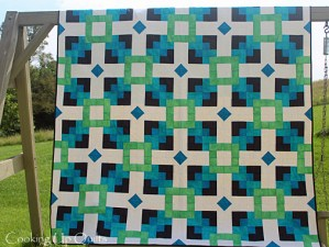 Floating Quilt Pattern