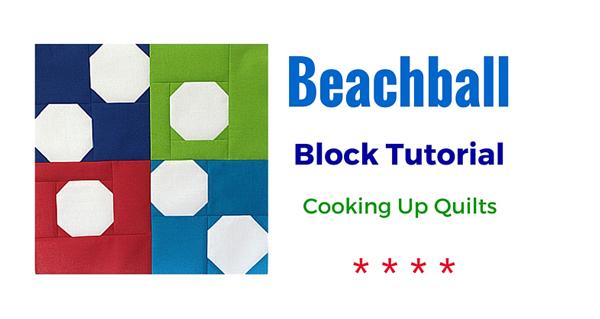 Beachball tutorial logo