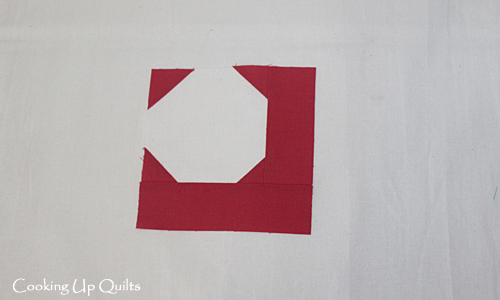Step 2 Square B