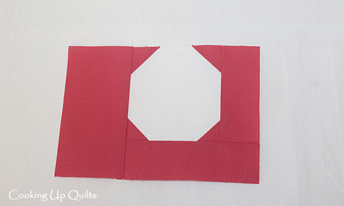 Step 3 Square B