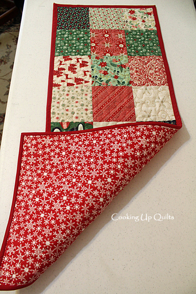 25th and Pine Table Runner Charm Squares