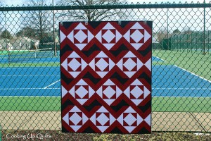 Oomph quilt Pattern