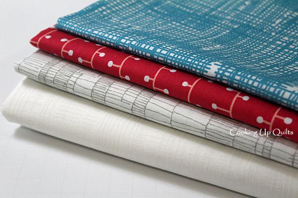 Stash Fabrics