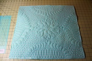 MCM #13 – Wool Batting and More Wholecloth Quilting