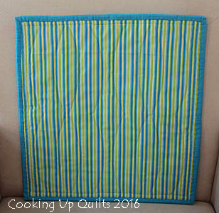 Mini Backing Stripe
