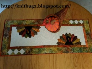 Photo by Vicki of Vicki's Crafts & Quilting