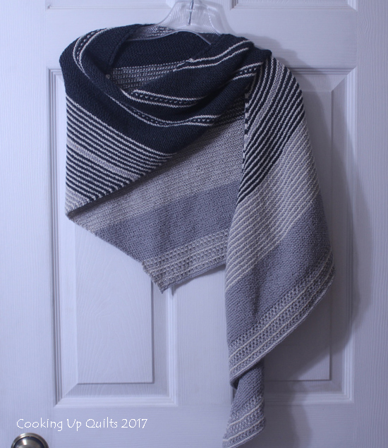 Drachenfels knit pattern