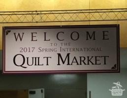 Quilt Market – All Checked In
