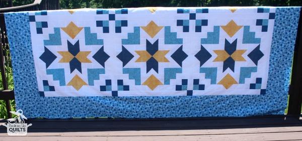 Star Blossom Quilt Pattern