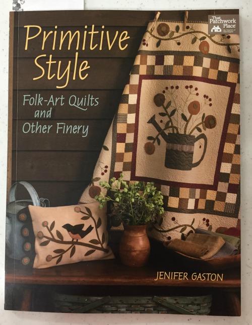 Primitive Style Book