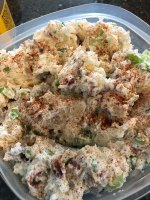 Recipe: Bacon Potato Salad