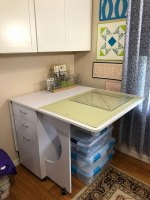 MCM #153: Sewing Room Re-Do