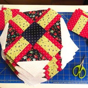 Blocks for new pattern