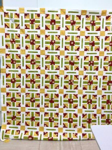 Razzleberry quilt pattern by Beth Sellers of Cooking Up Quilts