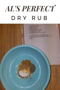 Al's Perfect Dry Rub